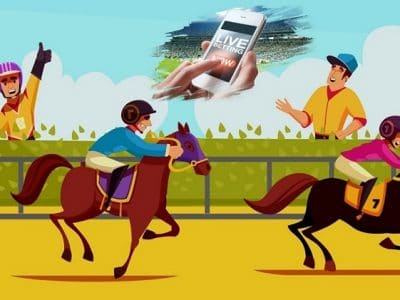 Pune Officials Probed for Illegal Horse Races Betting Online