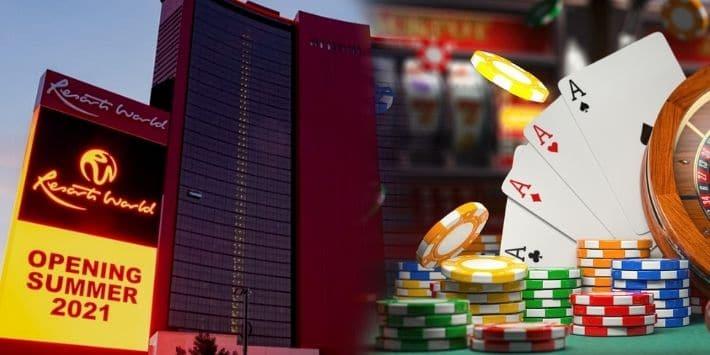 New Resorts World Casino in Las Vegas