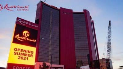 Resorts World Is Set to Make a Major Splash Surging Tourism on the Strip