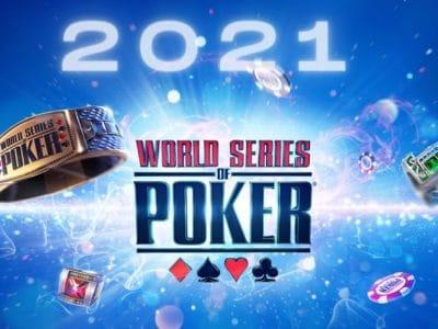 World Series of Poker 2021 Schedule Declared