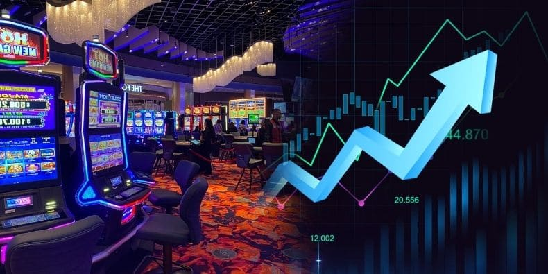 Kerumunan Meluap di Kasino Gulf Coast saat Permintaan Terpendam Meningkatkan Pertumbuhan Rekor