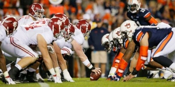 College Football Gamblers to Get a Taste of Betting Action