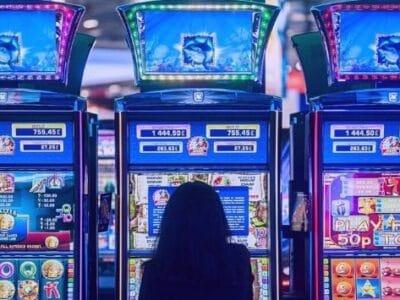 Nevada Casinos' Slot Machines More Popular Than Ever
